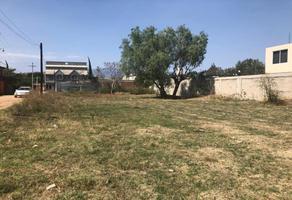 Foto de terreno habitacional en venta en 5 de febrero sin numero, agencia esquipulas xoxo, santa cruz xoxocotlán, oaxaca, 14424788 No. 01