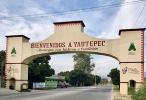 Foto de terreno habitacional en venta en 5 de mayo ., centro, yautepec, morelos, 0 No. 01