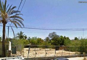 Foto de terreno comercial en venta en 5 de mayo e/ramirez y altamirano , zona central, la paz, baja california sur, 14680849 No. 01