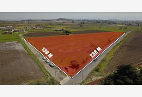 Foto de terreno habitacional en venta en 5 de mayo, esquina juan de la barrera , tecaxic, toluca, méxico, 13654517 No. 01