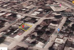 Foto de terreno habitacional en venta en 5 de mayo , los laureles, altamira, tamaulipas, 0 No. 01