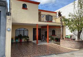 Foto de casa en venta en 5 , miguel hidalgo, saltillo, coahuila de zaragoza, 11953070 No. 01