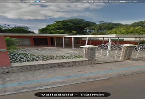 Foto de casa en venta en 50 , tizimin centro, tizimín, yucatán, 0 No. 01