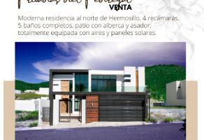 Foto de casa en venta en Privadas Residencial del Pedregal, Hermosillo, Sonora, 17524437,  no 01