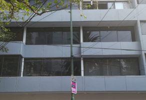 Foto de departamento en renta en Hipódromo Condesa, Cuauhtémoc, DF / CDMX, 14775475,  no 01