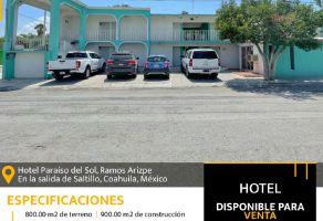 Foto de edificio en venta en La Nogalera, Ramos Arizpe, Coahuila de Zaragoza, 21628454,  no 01
