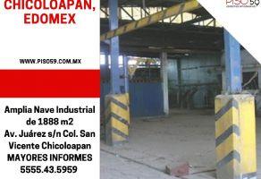 Foto de nave industrial en venta y renta en San Vicente Chicoloapan de Juárez Centro, Chicoloapan, México, 21361509,  no 01