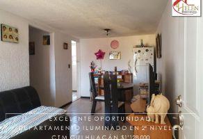 Foto de departamento en venta en Culhuacán CTM Sección VII, Coyoacán, DF / CDMX, 16479936,  no 01