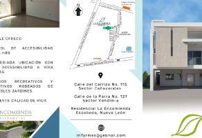 Foto de casa en venta en La Encomienda, General Escobedo, Nuevo León, 20476586,  no 01