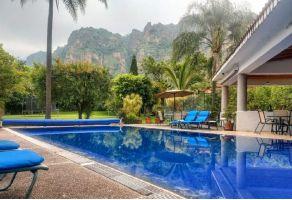 Foto de casa en venta en Tierra Blanca, Tepoztlán, Morelos, 22237163,  no 01