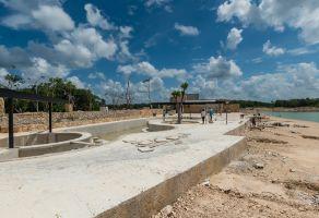 Foto de terreno habitacional en venta en Texan Palomeque, Hunucmá, Yucatán, 22188209,  no 01