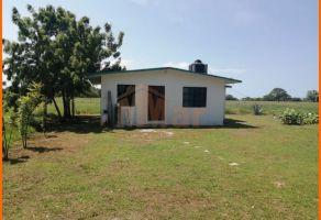 Foto de rancho en venta en Cucharas, Ozuluama de Mascareñas, Veracruz de Ignacio de la Llave, 15389619,  no 01