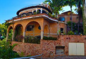 Foto de casa en venta en Amapas, Puerto Vallarta, Jalisco, 21525148,  no 01