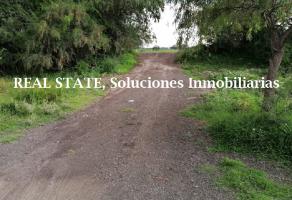 Foto de terreno comercial en venta en El Sáuz Alto, Pedro Escobedo, Querétaro, 22155261,  no 01