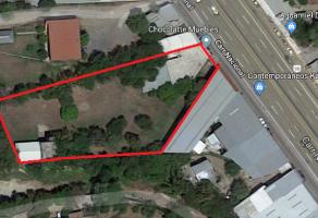 Foto de terreno habitacional en venta en Las Cristalinas, Santiago, Nuevo León, 15285595,  no 01