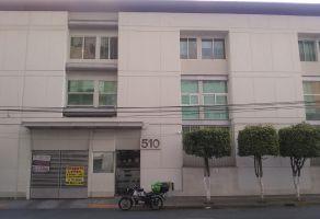 Foto de departamento en renta en Santa Cruz Atoyac, Benito Juárez, DF / CDMX, 19230158,  no 01