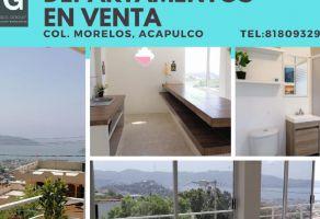 Foto de departamento en venta en Morelos, Acapulco de Juárez, Guerrero, 20552106,  no 01
