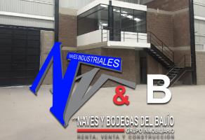 Foto de bodega en venta y renta en Los Rodriguez, Silao, Guanajuato, 12763271,  no 01