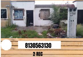Foto de casa en venta en Bella Vista 4to Sector, Cadereyta Jiménez, Nuevo León, 20635680,  no 01