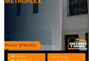 Foto de casa en venta en Metroplex 1, Apodaca, Nuevo León, 22666577,  no 01