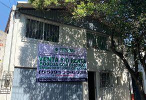 Foto de bodega en renta en Anahuac I Sección, Miguel Hidalgo, DF / CDMX, 15304387,  no 01
