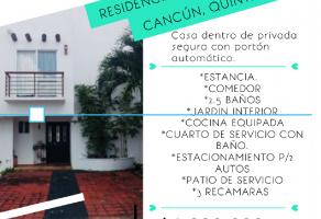 Foto de casa en venta en Villa Marino, Benito Juárez, Quintana Roo, 16888333,  no 01