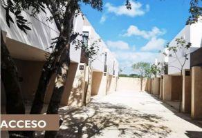 Foto de casa en condominio en venta en Temozon Norte, Mérida, Yucatán, 20787207,  no 01
