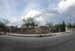 Foto de terreno habitacional en venta en 59 , ciudad caucel, mérida, yucatán, 0 No. 01