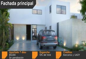 Foto de casa en venta en 59 e , las américas ii, mérida, yucatán, 0 No. 01