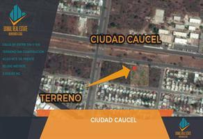 Foto de terreno habitacional en venta en 59 , pedregales de ciudad caucel, mérida, yucatán, 14118884 No. 01