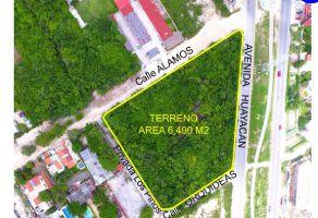 Foto de terreno comercial en venta en Álamos I, Benito Juárez, Quintana Roo, 18569623,  no 01
