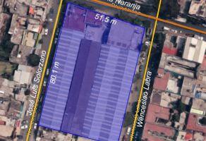 Foto de terreno comercial en venta en Ahuizotla (Santiago Ahuizotla), Naucalpan de Juárez, México, 16430745,  no 01