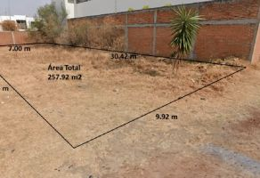 Foto de terreno habitacional en venta en La Carcaña, San Pedro Cholula, Puebla, 19008417,  no 01