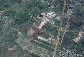 Foto de terreno industrial en venta en Pedregal de Ciénega, Ciénega de Flores, Nuevo León, 6026595,  no 01