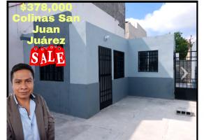Foto de casa en venta en Colinas de San Juan, Juárez, Nuevo León, 22173036,  no 01