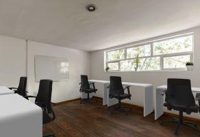 Foto de oficina en renta en Roma Norte, Cuauhtémoc, DF / CDMX, 20491593,  no 01