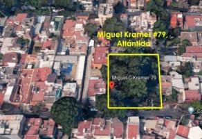 Foto de terreno comercial en venta en Atlántida, Coyoacán, DF / CDMX, 12824723,  no 01