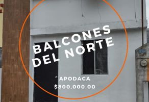 Foto de casa en venta en Balcones del Norte III, Apodaca, Nuevo León, 20635377,  no 01