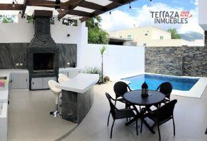 Foto de casa en venta en Bosques de San José, Santiago, Nuevo León, 16939884,  no 01