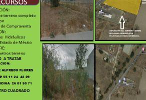 Foto de terreno habitacional en venta en Granjas San Pablo, Tultitlán, México, 11648835,  no 01