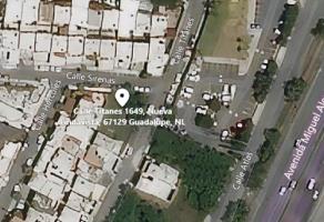 Foto de terreno habitacional en venta en Nueva Lindavista, Guadalupe, Nuevo León, 22171612,  no 01