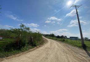 Foto de terreno habitacional en venta en 5km del centro , centro sección, allende, nuevo león, 20045327 No. 01