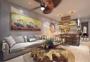 Foto de casa en condominio en venta en 5ta avenida sur y calle 10 sur , tulum centro, tulum, quintana roo, 8760252 No. 01