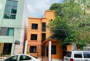 Foto de edificio en venta en 5ta. bis. norte , playa del carmen centro, solidaridad, quintana roo, 14167471 No. 01
