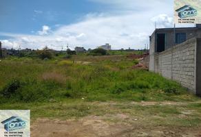 Foto de terreno comercial en venta en 6 6, libertad 2a sección, nicolás romero, méxico, 0 No. 01