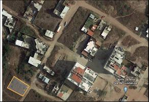Foto de terreno habitacional en venta en 6 de enero , villas cervantinas, guanajuato, guanajuato, 20510375 No. 01
