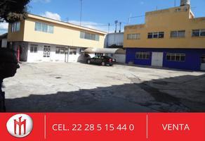 Foto de nave industrial en venta en 6 oriente 3202, santa bárbara norte, puebla, puebla, 6761602 No. 01