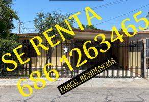 Foto de casa en renta en Insurgentes Este, Mexicali, Baja California, 14946496,  no 01