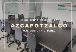 Foto de oficina en renta en Tlatilco, Azcapotzalco, DF / CDMX, 20967143,  no 01