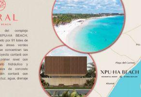 Foto de terreno habitacional en venta en Solidaridad, Solidaridad, Quintana Roo, 13055773,  no 01